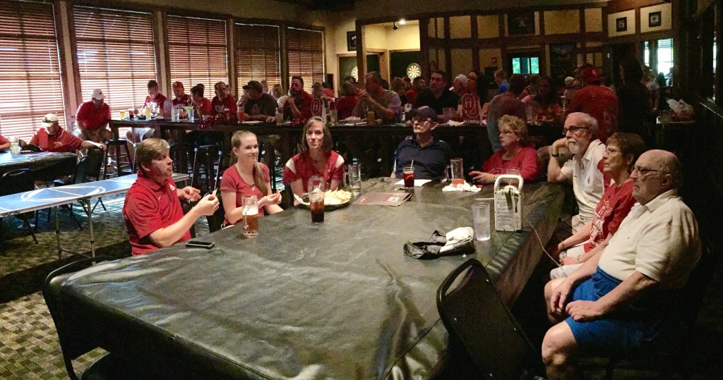 OU Watch Party at Fox and Hound
