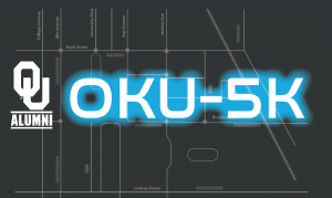 OKU 5K logo