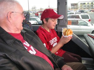 Burger on the Bus