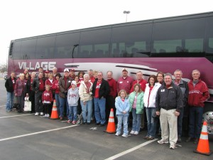 OU Club of Wichita Bus Trip